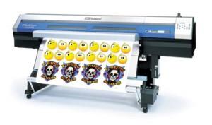 печать цветных наклеек