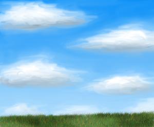 облака-в-фотошопе