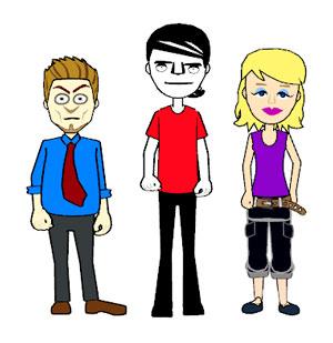 свои-персонажи